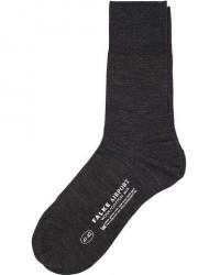 Falke Airport Socks Anthracite Melange