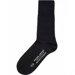 Falke Airport Socks Black