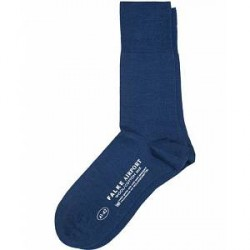 Falke Airport Socks Indigo Blue