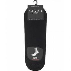 Falke Casual High Cut Sneaker Sock Black