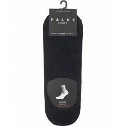 Falke Casual High Cut Sneaker Sock Dark Navy