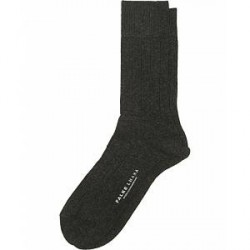 Falke Lhasa Cashmere Socks Antracite Grey