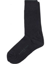 Falke Swing 2-Pack Socks Dark Navy men 43-46 Blå