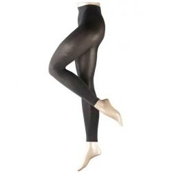 Falke Women Cotton Touch Leggings - Anthracite * Kampagne *