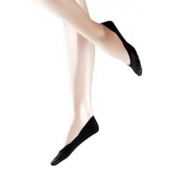 Falke Women Invisible Cotton Step - Black * Kampagne *