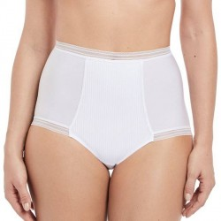 Fantasie Fusion High Waist Brief - White * Kampagne *