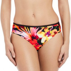 Fantasie Ko Phi Phi Mid Rise Brief - Black pattern-2 * Kampagne *