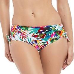 Fantasie Margarita Island Adjustable Leg Short - White Pattern-2 - Small * Kampagne *