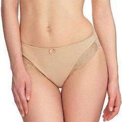 Fantasie Rebecca Lace Brief - Sand - Large