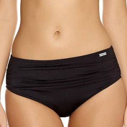 Fantasie Versailles Deep Gathered Control Brief - Black - X-Small