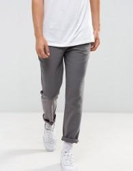 Farah Hopsack Trousers - Grey