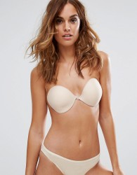 Fashion Forms Ultralite Backless Strapless Stick On Bra - Stone