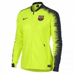 FC Barcelona Anthem - fodboldjakke til kvinder - Gul