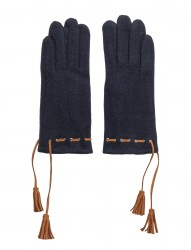 Felt Glove W Tassel
