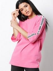 Fenty Puma By Rihanna SS Crew Neck T-Shirt T-shirt Rosa/Lyserød