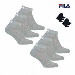 Fila Sæt: 6 par Fila sneakersstrømper