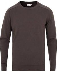 Filippa K Cotton/Merino Sweater Cassis