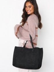 Filippa K Faye Tote Leather Bag Håndtaske Sort