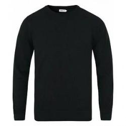 Filippa K Fine Merino R-Neck Pullover Black
