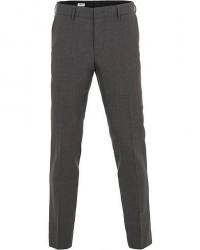 Filippa K Liam Cool Wool Slacks Grey Melange