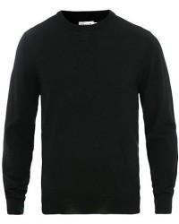 Filippa K Merino Round Neck Sweater Black men L Sort