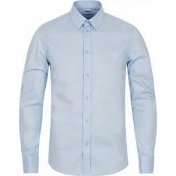 Filippa K Paul Stretch Ecologic Cotton Shirt Light Blue