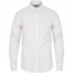 Filippa K Paul Stretch Ecologic Cotton Shirt White