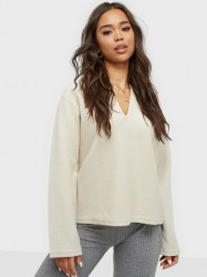 Filippa K Reversed Split Sweatshirt Overdele
