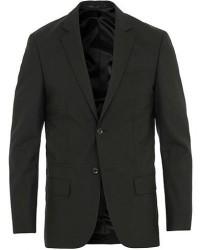 Filippa K Rick Cool Wool Blazer Black men 48 Sort