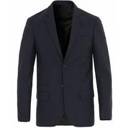 Filippa K Rick Cool Wool Blazer Hope Blue