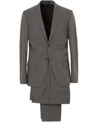 Filippa K Rick Cool Wool Suit Grey Melange men One size Grå