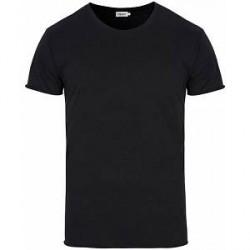 Filippa K Single Jersey Roll EdgeTee Black