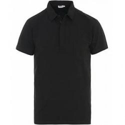 Filippa K Soft Lycra Polo Black