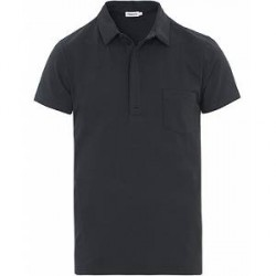 Filippa K Soft Lycra Polo Navy
