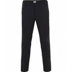 Filippa K Terry Cool Wool Slacks Black
