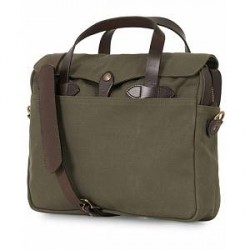 Filson Original Briefcase Otter Green Canvas