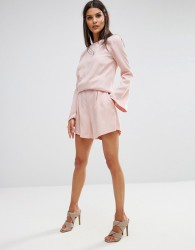 Finders Aster Short Co-ord - Pink