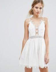 Finders Odelle Dress - White