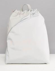 Fiorelli Sport Elite Drawstring Gym Backpack in Grey - Grey
