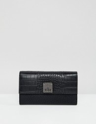 Fiorelli turnlock foldover purse - Black
