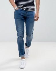 Firetrap Skinny 5 Pocket Jeans - Blue