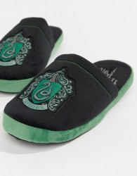 Fizz Harry Potter Slytherin slippers - Black