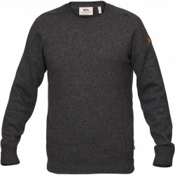 Fjällräven Ôvik Re Wool Sweater Men - Herresweater