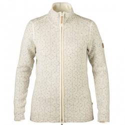 Fjällräven Övik Frost Cardigan - Damesweater