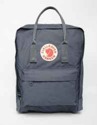 Fjallraven Classic Kanken Backpack in Graphite - Grey