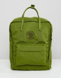 Fjallraven Re-Kanken backpack in green 16l - Green