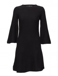 Flared Sleeves Dress