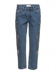Flower Rock Jeans
