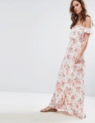 Flynn Skye Printed Bella Maxi Dress - Multi