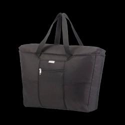 Foldbar Shoppingtaske Sort